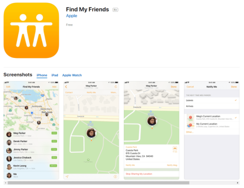find-my-friend-applew